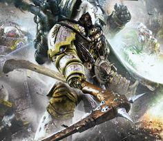 Deathguard primarch