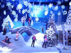 Las vitrinas de navidad de Nueva York: Vitrina de Lord & Taylor