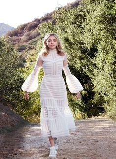 Marie Claire Photoshoot- Chloë Grace Moretz