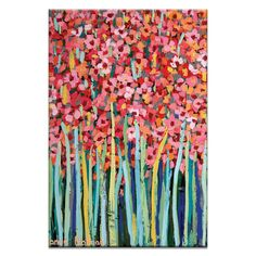 Found it at Wayfair - Jonquils by Anna Blatman Painting Print on Canvas
