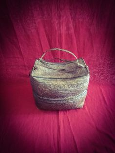 Old basket from borneo