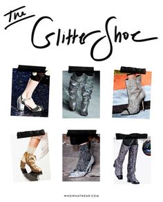 621d29d51ea4 One of the biggest fall shoe trends of 2017 is undoubtedly the flashiest  and most fun