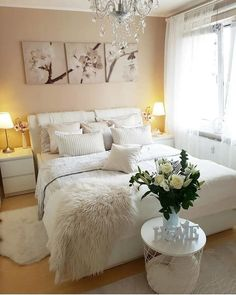 Inexpensive Teen Girls Bedroom Ideas With Simple Interior Dream Bedroom, Girls Bedroom, Bedrooms, Bedroom Furniture, Bedroom Decor, Furniture Decor, Online Furniture, My New Room, Sweet Home