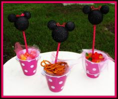 minnie mouse party