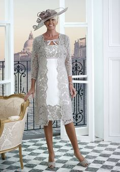 Modern Mother of the Bride Dress