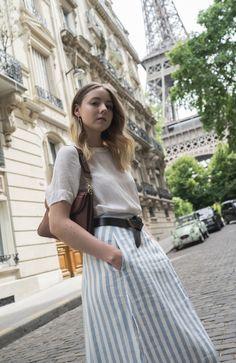 The-Limits-of-Control-Fashion-Fashionblogger-Blogger-Berlin-Deutschland-Modeblog-Modeblogger-Streifenrock_Mango_Gucci_Princetown_Slipper
