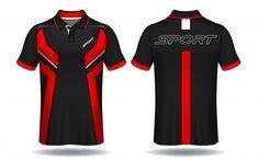 T-shirt polo design, modelo de camisa de. Fashion Sale, Pink Fashion, Modern Fashion, Retro Fashion, Cricket Dress, Polo Design, Game Logo Design, Sublime Shirt, Golf T Shirts