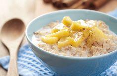 Apple Cinnamon Slow Cooker Oatmeal Recipe