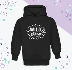 Our Wild Thing Hoody, super warm and stylish £17.50 www.lennieandco.bigcartel.com