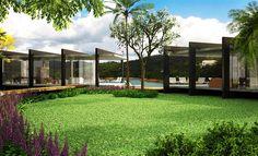 Transparent Residence With Amazing Scenery, Brasil   http://www.designrulz.com/design/2014/05/transparent-residence-with-amazing-scenery-brasil/