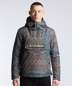 Napapijri Rainforest Aztec Jacket