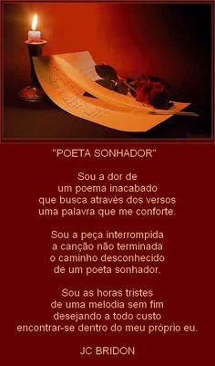 POETA SONHADOR - Blog - Casa dos poetas e das poesias