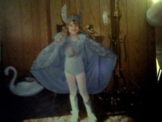 Author #TamaraMataya in her #Halloween costume!  Q; Tell us about the photo. A: #SheRa Princess Of Power! Age 6. Bless my mum's heart for making me this costume, even though it looks more like Frosta and She Ra's lovechild. I always came up with weird things to be, and this one won me a costume contest.   Q: What's your favorite paranormal romance? A: My favourite paranormal romance is definitely Karen Marie Moning's Fever series!