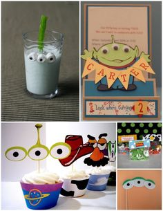 more toy story party ideas