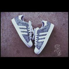 Adidas Originals Superstar Elephant Print Customs by The Evil Geniuss | SneakerFiles