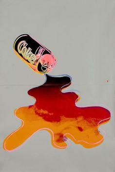 Andy Warhol (1928-1987, USA) | New Coke, 1985