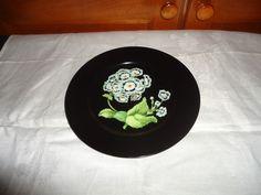 Vtg. Tiffany & Co. Mrs Delany's Flowers Sybil Connolly Salad/Dessert Plate  # 2
