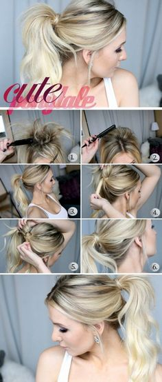 quick-hairstyle-tutorials-for-office-women-5