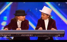 Elias and Zion Phoenix, and Other Youngsters - America's Got Talent - Ju...