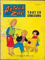 BD Arthur et Zoé - Tome 9 1964