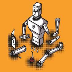 luke the robot