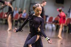 Olga Sitnikova junior dancer