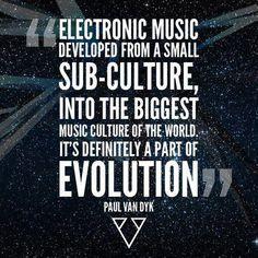 #PaulVanDyk #ElectronicMusic #Culture #Evolution #EDM #ElectronicDanceMusic #Techno