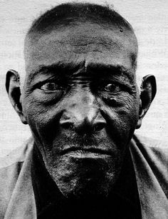 """richard avedon william casby - """"The mask is meaning, insofar as it is absolutely pure..."""""""