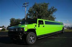2007 Hummer limo !