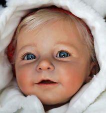 """Nouveau bébé reborn poupée kit lisa par linde scherer @New light vinyl doll kit @ 22"""""""