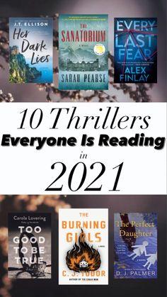 I Love Books, Good Books, Books To Read, My Books, Book Club Books, Book Nerd, Book Lists, Thriller Books, Mystery Thriller