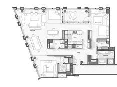 Delighful Loft Apartment Design Layout Benroth Drew Stuart Floor Plan For Decorating