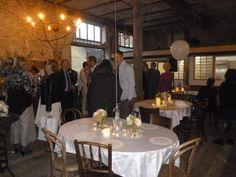 Fantastic Vintage wedding space
