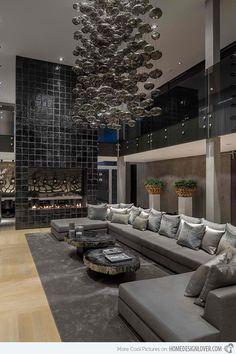 Embrace Eco Stylish Sophistication in Rotterdam Villa's Inside -   #Robert Kolenik #Rotterdam #Rotterdam VIlla - #interiordesign #home #house #housedecoration