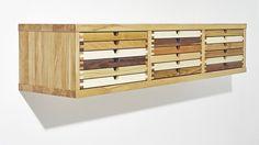 SIXTEMATIC Madia sospesa by sixay furniture design Szikszai L�szl�