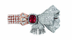 Dior's New High Jewelry Collection Takes Inspiration From the Splendors of Versailles. (Underwhelming collection.)