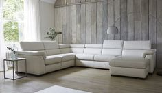 The Francesca is a beautifully simple yet stylish and luxurious reclining sofa range that offers something for everyone, with adjustable headrests, electric recliner options as well as well padded cushions for the ultimate in comfort.