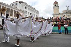 The most colorful parade in Cuba, Photo: Yander Zamora