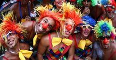 carnaval de rua Rio de Janeiro