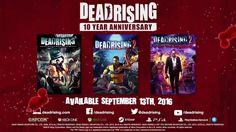 Dead Rising 10th Anniversary Trailer