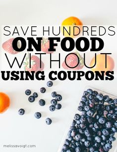 These tips are great and so easy to start! I need to cut back on our grocery bill but I don't have time to cut coupons and shop by sales. I need quick ways to help us save at the grocery store that will only take a few minutes each week. She has done that and more here!