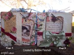 Pages by Bobbi - Scrapbook.com
