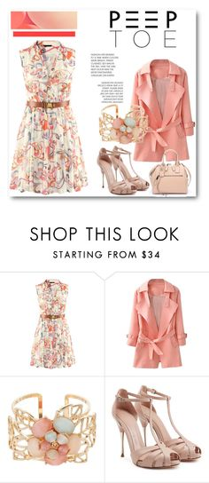 """""""Untitled #1430"""" by beng-gallo ❤ liked on Polyvore featuring Gemma Simone, Alexander McQueen and Marc Jacobs"""