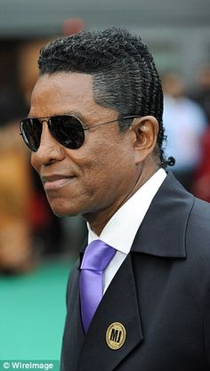 Well, he won't be washing that gal right out of his hair anytime soon. The singer stepped out with a head turning new look in Los Angeles, California, on Friday. Jackson Family, Jackson 5, Michael Jackson, Jermaine Jackson, The Jacksons, New Look, Mens Sunglasses, Singer, Mail Online