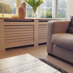 Radiator ombouw MDF Purmerend Pillows, Living Room, Radiators, Bed, Home, Throw Pillows
