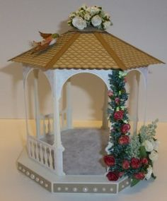 free file for Gazebo_7 can be found at http://monicascreativeroom.se/