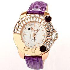 diamond watches for women | -Big-Diamond-Rhinestone-fashion-watches-women-dresses-leather-watch ...