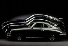 Porsche Heritage  Porsche 356 / Porsche 964 Turbo / Porsche 968 / Porsche 928 GTS