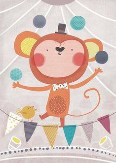 Baby Room Art, Kids Room Art, Baby Art, Art Wall Kids, Art For Kids, Baby Animal Drawings, Art Drawings For Kids, Drawing For Kids, Easy Drawings