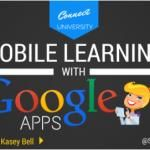 Mobile Learning with Google Apps - Connect University 2014